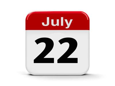 22-July